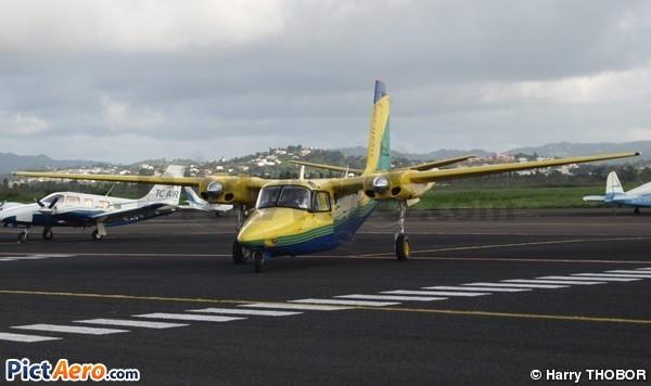 Aero Commander 500S (SVG Air)