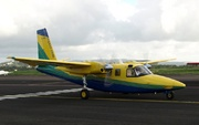 Aero Commander 500S (J8-VAY)