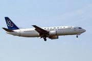 Boeing 737-484 (SX-BKC)
