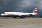 Airbus A321-231 (G-TTIA)