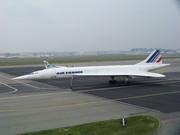 Concorde - F-BVFC