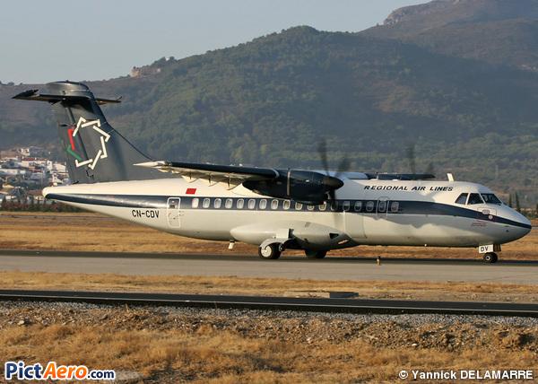 ATR 42-300 (Regional Air Lines)