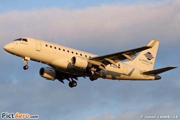 Embraer ERJ-170SL (Cirrus Airlines)