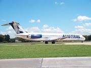 McDonnell Douglas MD-83 (DC-9-83) (LV-BHN)