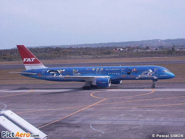 Boeing 757-27A (Far Eastern Air Transport (FAT))