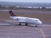 Fokker F28-4000 Fellowship (PK-PJL)