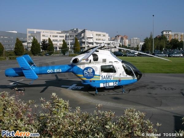 McDonnell Douglas MD-900 Explorer (Noordzee Helikopters Vlaanderen (NHV))