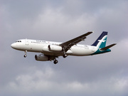 Airbus A320-232 (F-WWIQ)