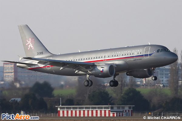 Airbus A319-115X/CJ (Czech Republic - Air Force)