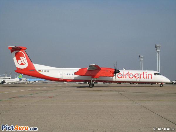 De Havilland Canada DHC-8-402Q Dash 8 (Air Berlin)