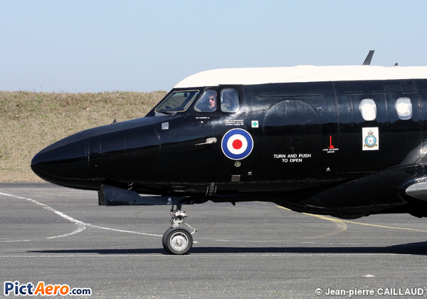 Hawker Siddeley HS-125-2 Dominie T1 (United Kingdom - Royal Air Force (RAF))