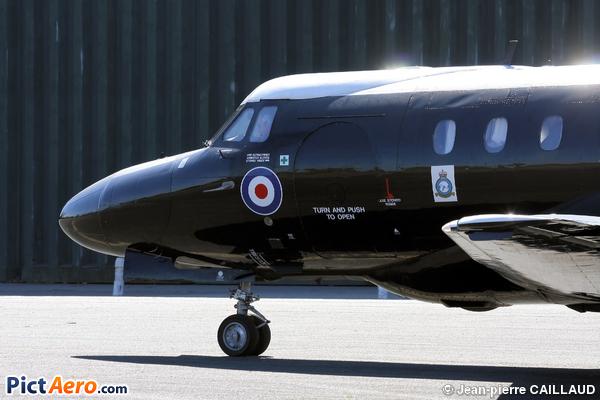Hawker Siddeley HS-125-2 Dominie T1 (United Kingdom - Royal Air Force (RAF))