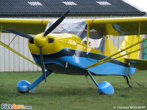 Rans S-6 Coyote II (Private)