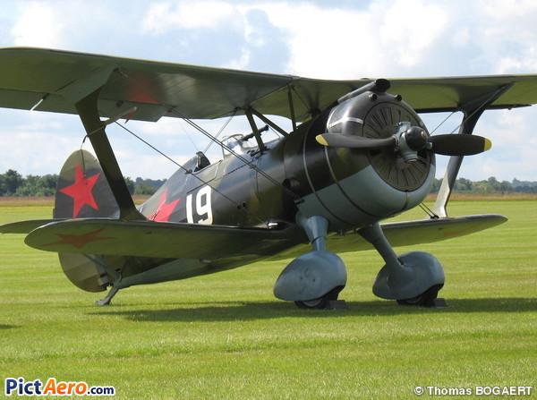 Polikarpov I-15 (Aviarestoration)