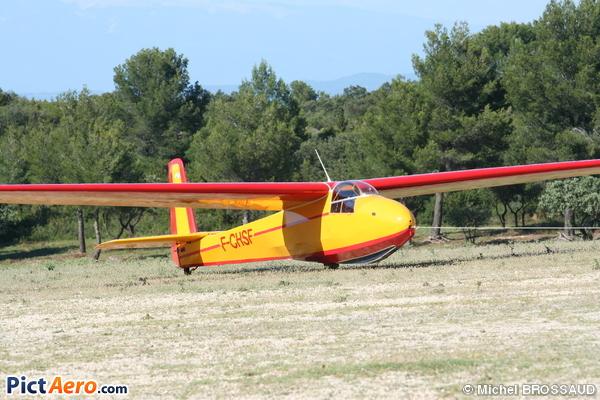 Schleicher Ka-8 B (Aéroclub de St Remy les Alpilles)