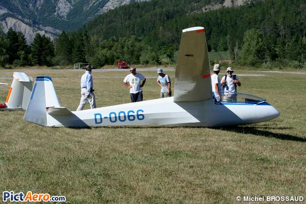 Scheibe SF-27 Zugvogel (Privé )
