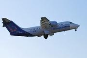 BAE Systems Avro 146-RJ85A (OO-DJY)