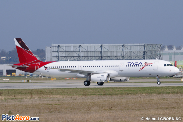 Airbus A321-231 (TACA International Airlines)