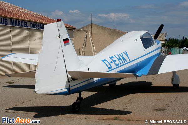 Bölkow Bo-207 (Privé)