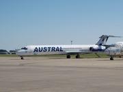 McDonnell Douglas MD-88 (DC-9-88) (LV-BOR)