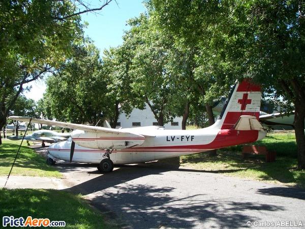 Aero Commander 680 (Private)