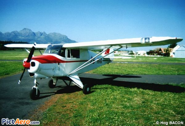 PA-22-108 Colt - ZS-AAK (Private) by Hog BACON | Pictaero