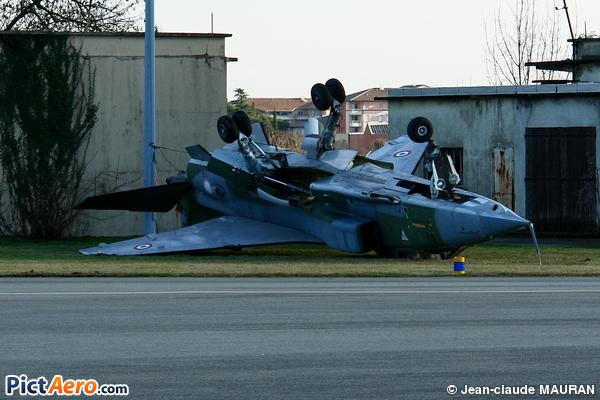 Sepecat Jaguar E - F-UGWF (France - Air Force) by Jean