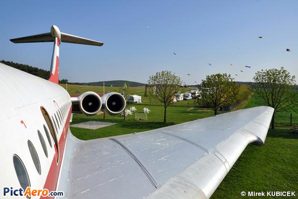 Iliouchine Il-62 (Interflug)