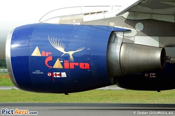 Airbus A320-214 (Air Cairo)