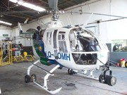 MBB Bo-105C Super Five (LQ-OMH)