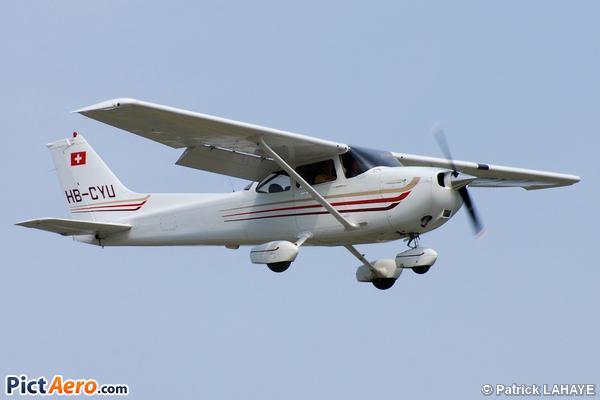 Cessna 172 Skyhawk SP (Flugschule Basel)