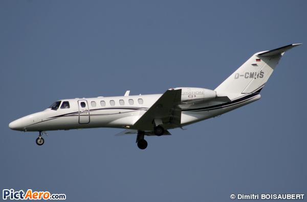 Cessna 525B Citation CJ3 (HTM Helicopter Travel Munich)