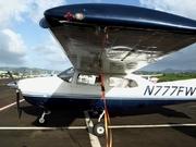 Cessna 210L Centurion II (N777FW)