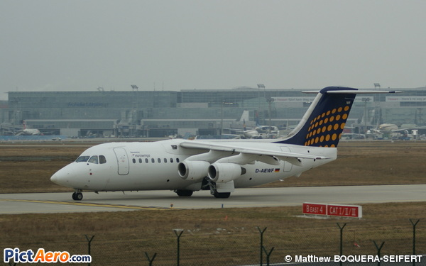 BAe 146-200 (Eurowings)