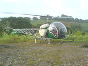 Bell 47G-2 (F-GFFV)