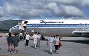 McDonnell Douglas DC-9-34 (EC-DGE)