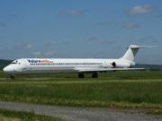 McDonnell Douglas MD-83 (DC-9-83) (G-FLTL)