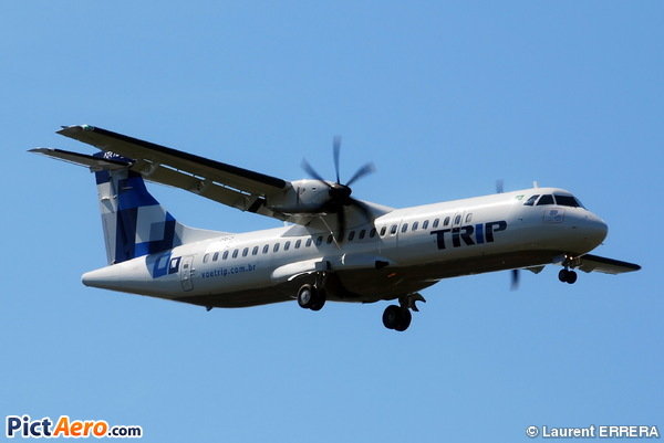 ATR 72-500 (ATR-72-212A) - F-WWEO