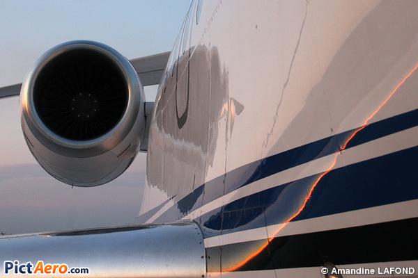Dassault Falcon 2000 (Eurofly Service)