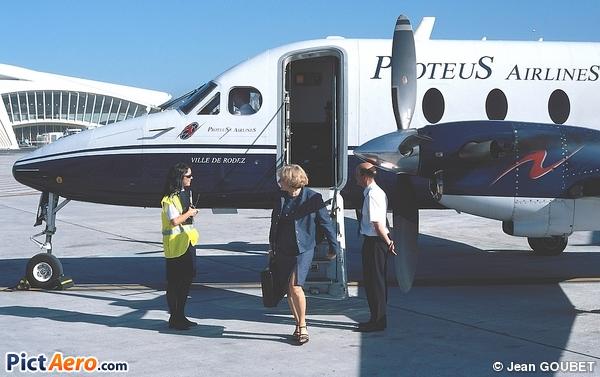 Beech 1900D (Proteus Airlines)