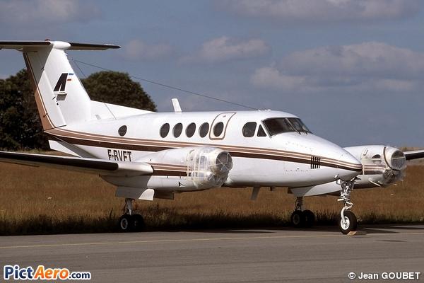 Beech Super King Air 200 (Air Bretagne)