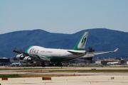 Boeing 747-4EVF/ER/SCD