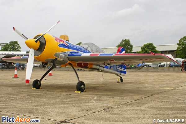 Sukhoi Su-26 M2 (Airtime Aerobatics - Red Bull Matadors)