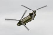 Chinook en démonstration à Duxford