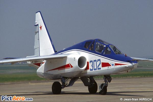 Sukhoi Su-28 (Russia - Air Force)