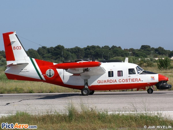 Piaggio P-166 DL-3 (Guardia Costiera)