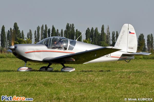M-2 Scout (Kubicek Aircraft)