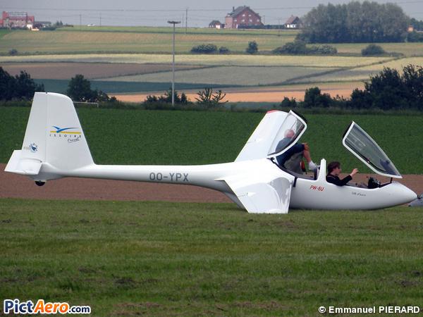 PZL-Swidnik PW-6 (Privé)