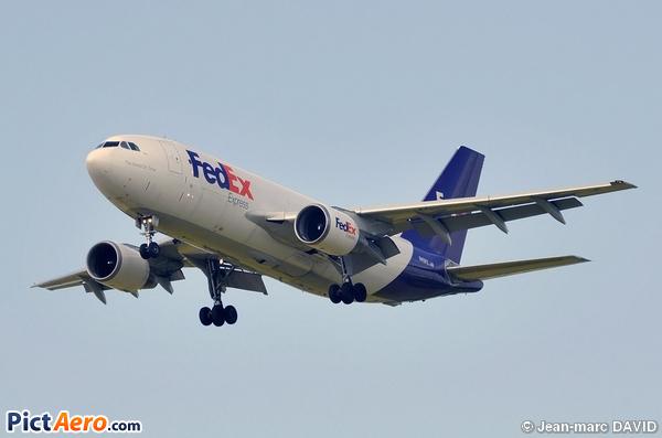 Airbus A310-222 (FedEx)