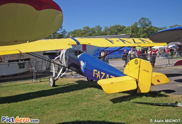 MS-185 Avionnette (Amicale Jean Baptiste Salis)